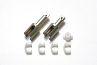 RC Aluminum Cup Joints - For TB04 Gear Diff Unit (L/S)