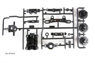 RC TT02 A Parts - Upright