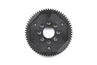 RC TB03 .06 Spur Gear (64T)