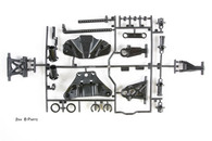 RC TT02 B Parts - Sus Arm