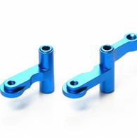 RC TB04 ALUM STEERING ARMS L/R