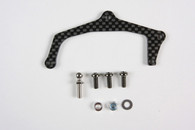 RC Carbon Damper Mount Plate