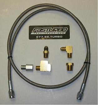 Turbo Oil Feed Line Kit