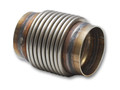 """Stainless Steel Bellows Assembly with Solid Liner, 1.50"""" dia. x 2.75"""" long"""