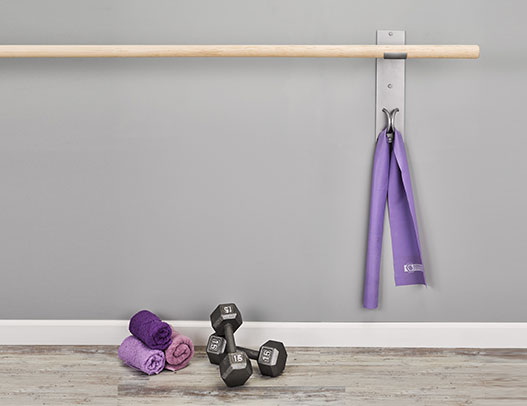 Custom Barres Fitness Brre Bracket - Resistance Band Wall Bracket