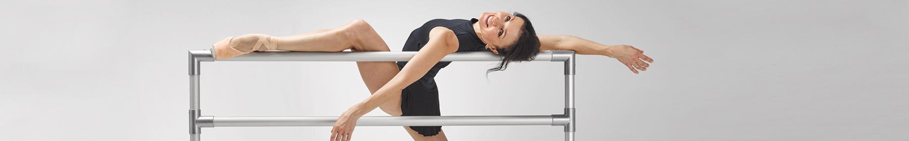 Shop Portable Ballet Barres, Buy Freestanding Barres