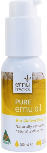 Emu Tracks Pure Emu Oil