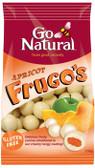 Go Natural Apricot Frugo's 50g x 12 Box