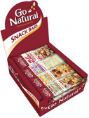 Go Natural Mixed Box 16 Bars 6 Flavours