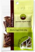 Gourmet Organic Birds Eye Chili 20g Sachet x 1