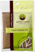 Gourmet Organic Garam Masala 30g Sachet