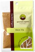 Gourmet Organic Mace Ground 30g Sachet x 1