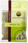 Gourmet Organic Marjoram 10g Sachet x 1