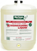 herbon dishwashing liquid 20lt