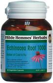 Hilde Hemmes Echinacea Root 1000mg x 120caps