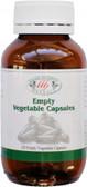 Hilde Hemmes Veg Capsules Empty - 120's
