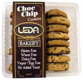 Leda Ultimate Choc Chip Gluten Free Cookies 250gm