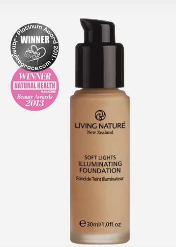 Living Nature Day Glow Foundation