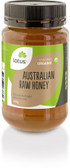Lotus Organic Raw Honey 500gm
