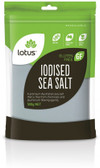 Lotus Sea Salt Iodised-no flowing agent 500gm