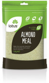 Lotus Almond Meal OA 125gm