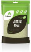 Lotus Almond Meal OA 125gm