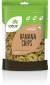 Lotus Organic Banana Chips 150gm