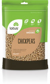 Lotus Organic Chick Peas 500gm