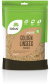 Lotus Organic Golden Linseed 500gm