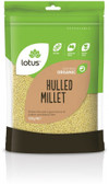 Lotus Organic Hulled Millet 500g Local