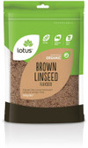Lotus Organic Linseed/Flaxseed 500gm