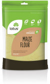 Lotus Organic Maize Flour 500gm