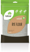Lotus Organic Rye Flour 1kg