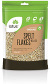 Lotus Organic Spelt Flakes 250gm