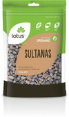 Lotus Organic Sultanas Natural 200gm