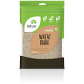 Lotus Organic Wheat Bran 300gm