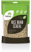 Lotus Rice Bran Cereal 400gm