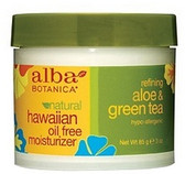 Alba Hawaiian Aloe & Green Tea Moisturizer 85g