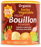 Marigold Swiss Bouillon Powder-Organic Red 150gm