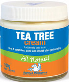 Martin and Pleasance Tea Tree Cream x100gm