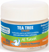 Martin and Pleasance Tea Tree Cream x20gm