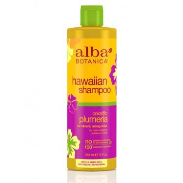 Alba plumeria shampoo