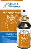 Martin & Pleasance 25ml Headache Relief