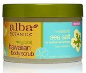 Alba Hawaiian Sea Salt Body Scrub 410gm