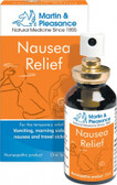 Martin and Pleasance 25ml Nausea Relief