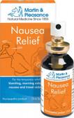 Martin and Pleasance 25ml Nausea Relief
