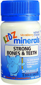 Martin and Pleasance Kidz Minerals Bones&Teeth 100t