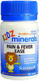 Martin and Pleasance Kidz Minerals PainFevrEase 100t