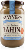 Mayvers Tahini Unhulled 385gm