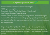 Ross Gardiner Spirulina 1000 Powder 150gm